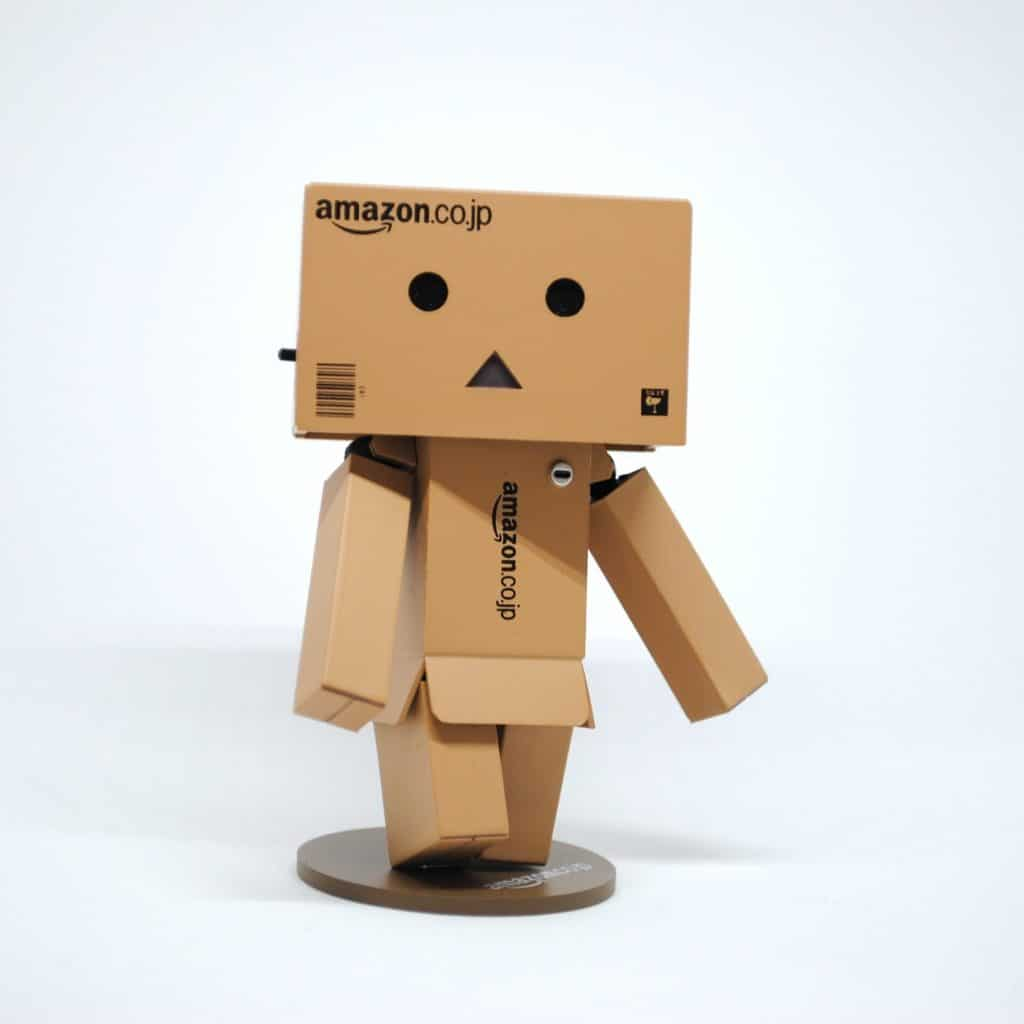 Gestione del magazzino con Amazon FBA